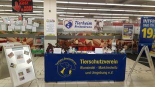 Oster-Aktion im Kaufland Marktredwitz